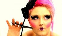 Nia Griffiths Hair - Modelling Hair