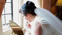 Nia Griffiths Hair - Wedding Hair