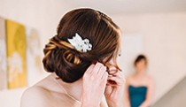 Wedding Hair by Nia Griffiths Hair, Cardiff